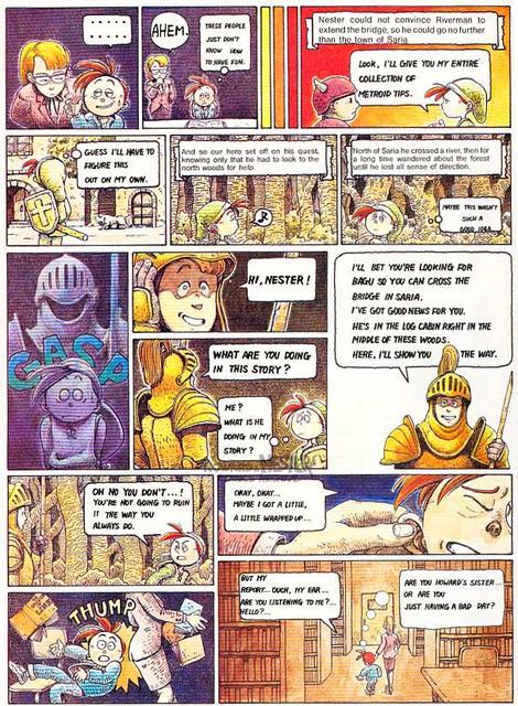 Howard and Nester - 05 p2 - Zelda II: The Adventure of Link