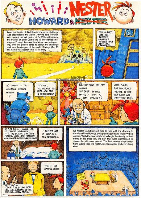 Howard and Nester - 08 p1 - Megaman 2