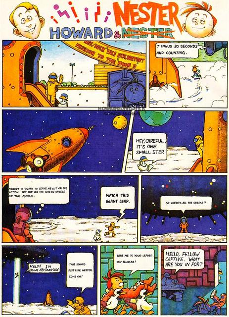 Howard and Nester - 09 p1 - Duck Tales