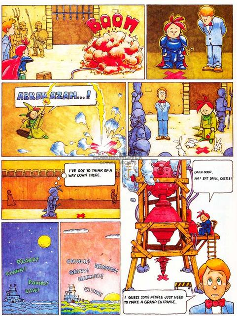 Howard and Nester - 10 p2 - Dragon Warrior