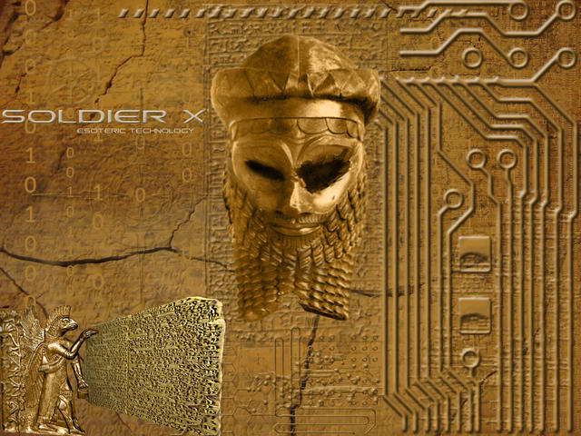 Esoteric Technology by Psychlone | SOLDIERX.COM