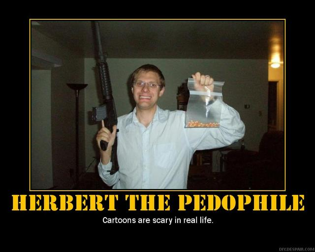 Durandal is Herbert the Pedophile
