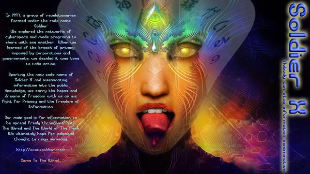Trans-dimensional Traveler by Psychlone