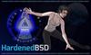HardenedBSD Molly Millions SX Background