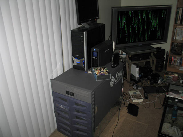 New SX SunFire V880 Server